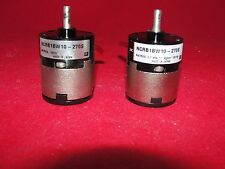 SMC NCRB1BW10-270S Rotary Actuator 100PSI Lot of 2