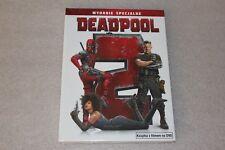 Deadpool 2 (wydanie książkowe) + komiks  - DVD POLISH RELEASE SEALED