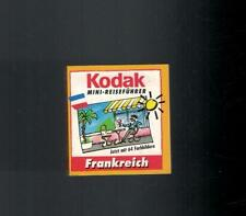 Kodak Mini-Reiseführer Frankreich - Minibuch  - 1997