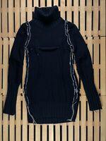 Womens Sweater Dress Maison Martin Margiela x H&M Wool Size S