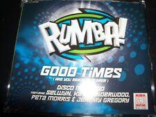 Rumba Good Times (Disco Montego Selwyn Katie Underwood Peta Morris Australian CD