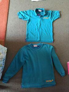 Beavers Uniform Top And Sweatshirt