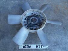 TOYOTA JDM AE86 4AG LEVIN/TURENO engine cooling fan + viscus hub sec/h #33