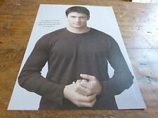 JAMES LAFFERTY - Mini poster couleurs !!!