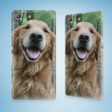 LABRADOR RETRIEVER DOG 3 HARD CASE SONY XPERIA C3 C4 E4 M2 M4 SP T2 T3