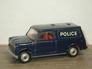 Austin Mini Van Police - Corgi Toys 448 England *38025