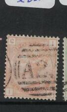 Malta GB Used Abroad SG Z50 Plate 15 VFU (5drs)