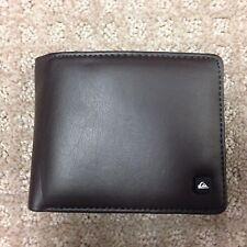 """Quiksilver Men's Wallet """"Silm''--Black"""