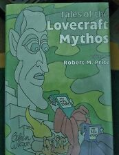 Tales Of The Lovecraft Mythos Robert M. Price First Edition 1992 Mint Condition