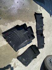 WeatherTech Floor Mats FloorLiner - Toyota FJ Cruiser - Black