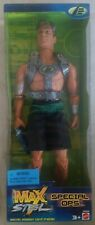 NEW MAX STEEL SPECIAL OPS WB KIDS TV 2000 MATTEL 12 INCH DOLL ACTION FIGURE! a75