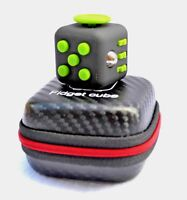 Fidget Cube Anxiety Stress Relief Focus Desk Toy Adult Kid In Gift Box