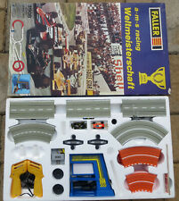 Faller 3908 -- Komplettpackung Super Grand Prix in OVP, 70er Jahre Spielzeug