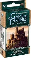 A Game of Thrones Lcg: The Banners Gather Chapter Pack - NEW