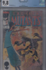 NEW MUTANTS #27 (Mar 1985)  Legion apperance * Sienkiewicz cover & art *