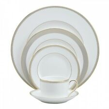 Vera Wang by Wedgwood Golden Grosgrain 60Pc Set