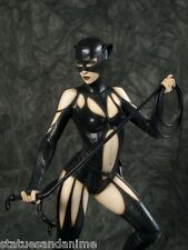 YAMATO FANTASY FIGURE CATWOMAN RESIN STATUE 1/6 SCALE BRAND NEW # 627 / 1000 COA
