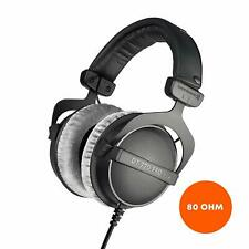 Beyerdynamic DT 770 PRO 80 Ohm Over-Ear Studio Headphones, Black