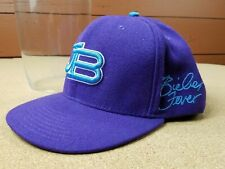 Justin Bieber BIEBER FEVER - Purple Flat Bill Truckers Hat Baseball Cap