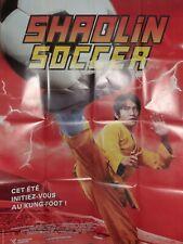 Affiche De Cinéma Originale 120 X 160  Shaolin Soccer