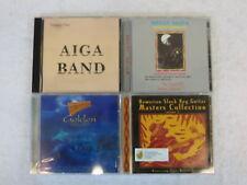 WORLD MUSIC Lot of 4 CDs
