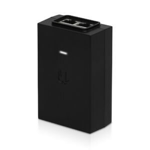 Ubiquiti POE Injector, 48VDC 24W Gigabit Lan