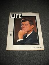 Life Magazine - November 29 1963 J.F.K 1917-1963