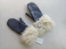 Odd Molly Luxus Handschuhe Leder Fell Grösse 1/2 Rarität NEU