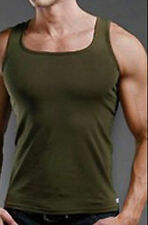 Unbranded Army Sleeveless T-Shirts for Men