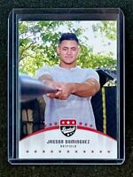 1/1 2019 Leaf Baseball Jasson Dominguez Blank Back Rookie Proof