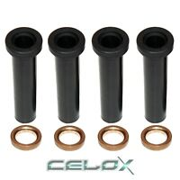 for Polaris Magnum 325 4x4 HDS 2000-2002 w/Spacers Front A-Arm Long Bushings