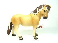 O11)  Schleich (13754) Fjordpferd Norweger Stute Pferd Pferde Schleichpferd