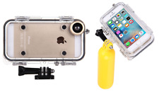 iPhone 6s 6 Case Extreme Action Sports Waterproof IP68 Cover for GoPro Cameras