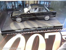 Daimler Super Eight  + Heft No70  .. 007 James Bond 1:43 Ein Quantum Trost #3680