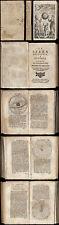 Astronomie  L. Passerone  La sfera artificiale, e naturale  Textkupfer  1686