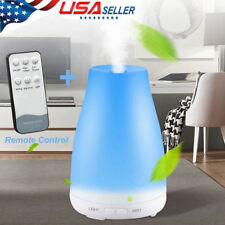 URPOWER 2nd Version Essential Oil Diffuser 100ml Aroma Cool Mist