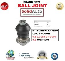 FOR MITSUBISHI PAJERO L300 SHOGUN 1.6 2.3 2.5 D TD 2.6 3.0 1983-1991 BALL JOINT