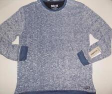 da6a62a373 Kenneth Cole Men s Blue Sleepwear Long Sleeve Shirt NWT Size L MSRP  39 SL20