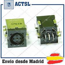 CONECTOR DC JACK  HP NC8430 NW8440 NW9440 NX7400 NX8420 NX9410 NX9420 8510P