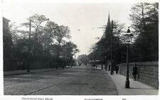 Cheetham Hill Road  Manchester unused RP old postcard