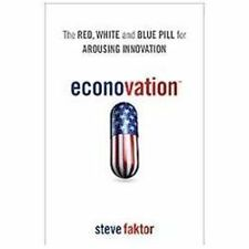 Econovation: The Red, White, and Blue Pill for Arousing Innovation-ExLibrary