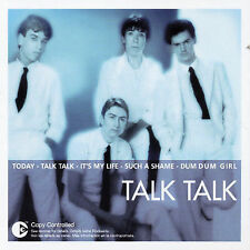 The Essential Talk Talk by Talk Talk (CD, Mar-2003, Emi) NEW IMPORT