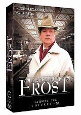 DVD  INSPECTEUR FROST SAISON 7 & 8 VENTE EDITEUR NEUF