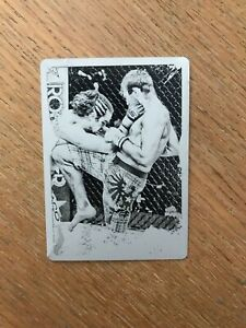 Ryan Couture Topps 2011 UFC Moment of Truth Printing Plate (1 of 1!!!!)