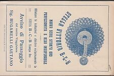 Pubblicitaria - Mercerie, Maglierie, Filati all'ingrosso, Bologna,1 viaggiata.