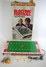 Vintage 1970's Motorized TUDOR Electric FOOTBALL Game Playfield Figures Toy 500