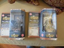 Batman and Mr. Freeze Comic Book Champions   pewter figurines.NIB.