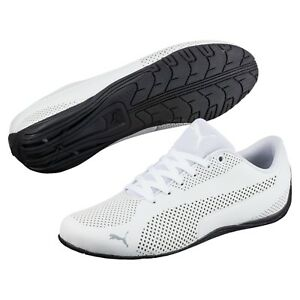 NIB Men's Puma DRIFT CAT Ultra Reflective Shoes Shoes 363814_03 Kart Future Wh