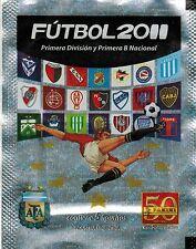 Argentina 2011 Panini Primera Division y Primera B Nacional Soccer Pack