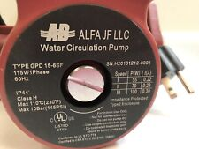 Ab Alfa 185 Gpm 115v Circulationrecirculating Pump